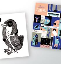 Postkartenset - Lea Heinrich 2
