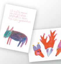 Postkartenset - Kirsten Carina Geißer