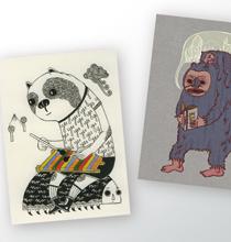Postkartenset - Lea Heinrich
