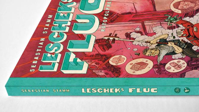 Lescheks Flug