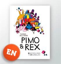 Pimo & Rex - english