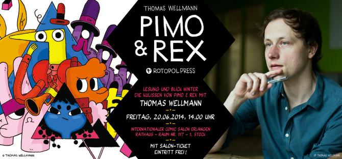 Pimo&Rex_Lesung_Flyer