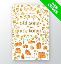 Old Songs New Songs - Rita Fürstenau
