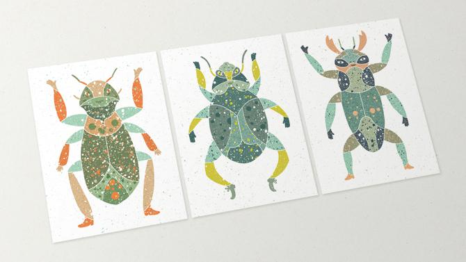 Käferkarten
